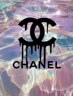 Chanel Iphone Wallpaper Wallpapers Pinterest