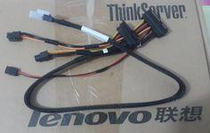 Lenovo 00FC374 - Mini-SAS to 2X3.5 SAS/SATA HDD Cable for ThinkServer RS140