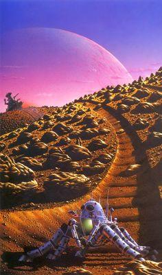 IMAGE(I)NARTE: el arte de la imaginación: ¡HUMILLE MAESTRO! (11): TIM WHITE