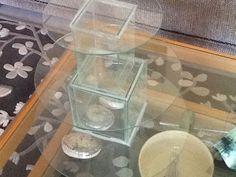 Glass 3 Tier Cupcake Stand