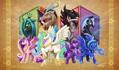 MLP - Path of a Princess by slifertheskydragon on DeviantArt