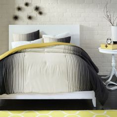 Bedwear Live Comfy Comfy Colorblock Comforter Set  found at @JCPenney