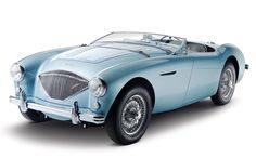 1956 Austin Healey 100M Le Mans Roadster