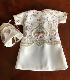 Angel Outfit, Angel Dress, Preemie Clothes, Angel Gowns, Gown Pattern, Baby Gown, Baby Sewing, Sewing Clothes, Bridal Gowns