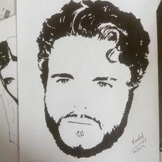 Robb Stark (Richard Madden)