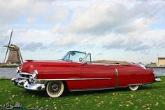 LaSalle Classic Cars | Collection | 1952 Cadillac Serie 62 Convertible, € 87.500,-