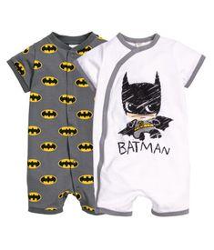 H&M Pack de 2 pijamas