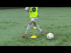 Soccer Individual Close Control & Dribbling Skills. All ages. - YouTube