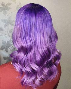 """Sandi Moilanen julkaisivat Instagramissa: """"💜 purple and lilac 💜 ° ° ° Tulihan siitä lopulta laventeli kun ei ensin meinannut tyveen tarttua…"""" • Katso käyttäjän @hairmakeup_sandi kaikki kuvat ja videot hänen profiilissaan. Long Hair Styles, Beauty, Instagram, Long Hairstyle, Long Haircuts, Long Hair Cuts, Beauty Illustration, Long Hairstyles, Long Hair Dos"""