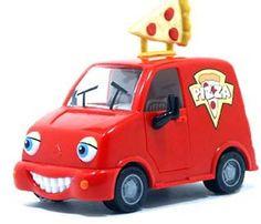 CHEVRON Cars Payton Pizza