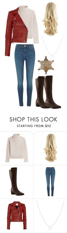 """Emma Swan"" by lpheimer ❤ liked on Polyvore featuring Vanessa Seward, Lands' End, River Island, IRO and Astrid & Miyu"