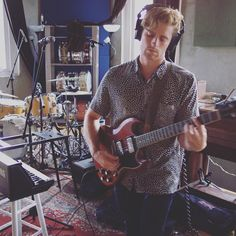 More  Less  #philly #studiolife #lp2 #fishtown #guitars #gearporn #closeyoureyes