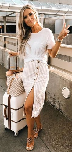 45 Amazing Summer Outfits To Copy Now : 07 #Summer #Outfits