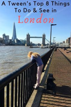 From afternoon tea to evening theater to markets and museums, here are 8 things tweens love to do in London, that parents like, too. Summer Travel, Travel With Kids, Family Travel, European Destination, European Travel, Travel Tips For Europe, Travel Destinations, Travel Ideas, London England