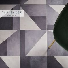 Ted Baker & British Ceramic Tile - New Designs Definitely Worth a Look - making spaces Diy Bathroom Remodel, Bathroom Renovations, Home Renovation, Loft Bathroom, Best Neutral Paint Colors, Stencil, Interior Design Jobs, Ohio House, Victorian Living Room