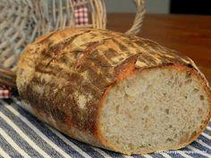 Kto piecze, ten wie - Książka Hamelman'a to taka obowiązkowa pozycja na półce z książkami kulinarnymi. Ale mieć, to jeszcze nie wszystko. D... Our Daily Bread, How To Make Bread, Bread Recipes, Food And Drink, Vermont, Eat, Cooking, Noodle, Mario
