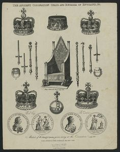 Print Collection portrait file. / G / George III, King of England. / Relics.