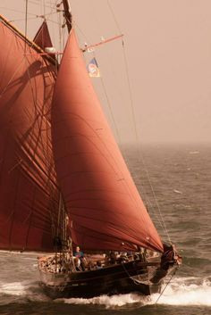 Red SAILS.... ROBBO I love you forever