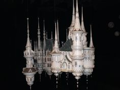 Efteling Droomvlucht Fairy Tale Theme, Fairy Tales, High Elf, Fantasy Castle, Castle In The Sky, Bedroom Murals, Air Dry Clay, Fairy Land, Fairy Houses