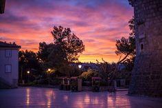 city #Krk, sunrise 29.04.2012., #Croatia
