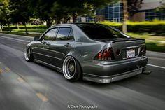 #Lexus_IS300 #Modified