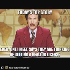 #RealtorLife #Truth #facts #Repost @realestatememes  How many times a day do you hear this?  #RealEstate #Realtor #Invest #RealEstateMemes #Memes #Humor #Haha #TopStory #commission #IfIHadANickle #WillFerrell #StayInYourLane #NoOneCanDoWhatIDo  #justsaying #CatalystGold #GoForTheGold by catalystgoldre