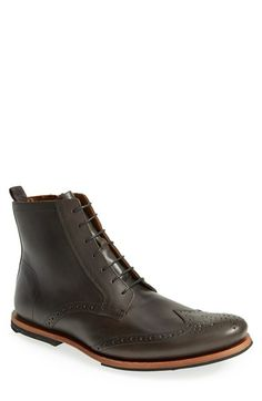 Free shipping and returns on Timberland 'Lost History' Wingtip Boot (Men) at Nordstrom.com. Richly colored leather forms a boldly styled wingtip boot with versatile vintage appeal.