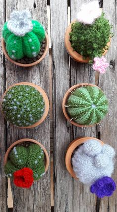 Slip Stitch Crochet, Free Crochet Bag, Crochet Quilt, Crochet Yarn, Crochet Toys, Crochet Flower Patterns, Crochet Flowers, Cactus E Suculentas, Cactus Craft