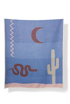 Santa Fe Blankets & Throws by Sophie Probst Santa Fee, Jacquard Loom, Cotton Blankets, Artist At Work, Weaving, Kids Rugs, Nice Things, Inspiration, Collection