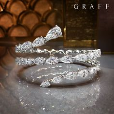 """There is an extreme beauty to a diamond. It's like art. It gives you incredible pleasure, and it speaks to you with its life."" – Laurence Graff OBE #GraffDiamonds #BaselWorld #BaselWorld2016"
