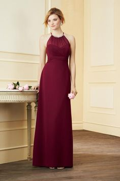 Possible Dress What do you think?  I want it in Red/cranberryish  Alfred Angelo Bridesmaids - 7290L