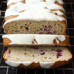 raspberry-rhubarb quick bread » strawberryplum