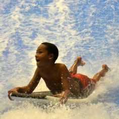 Have you ever surfed indoors?  You need to check out Fantasy Surf - The Ultimate Indoor Wave in Kissimmee, FL.