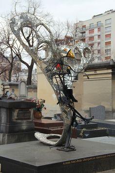 Paris - Niki de Saint Phalle