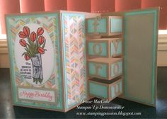 Stamping Passion: Fancy Fold Cards
