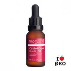 Trilogy Økologisk Rosehip Oil 20 ml.