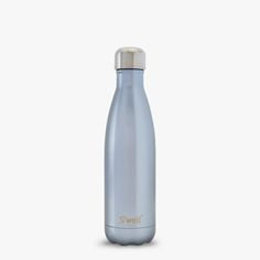 Buy water bottle S'well which is made of BPA and toxic free stainless steel with your personalized message on it