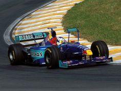 1998 Sauber C17 - Petronas (Jean Alesi)