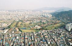 Camp Walker - Taegu, South Korea