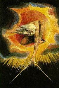 Ancient of Days, William Blake