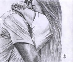 Amazing drawings, easy love drawings, drawings of people easy, pencil drawings of love Easy People Drawings, Cute Drawings Of Love, Cute Couple Drawings, Anime Couples Drawings, Sketches Of People, Amazing Drawings, Drawing People, Easy Drawings, Cute Sketches Of Couples