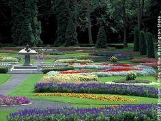 Duncan Gardens, Manito Park, Spokane, WA