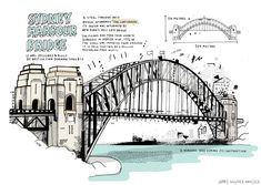 Gallery of All the Buildings in Sydney Drawn by Hand - 4