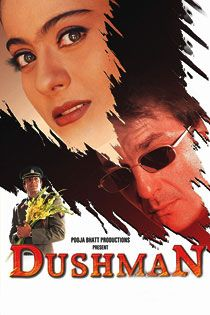 Dushman (1998) Hindi Movie Online in HD - Einthusan Sanjay Dutt, Kajol, Jas Arora Directed by Tanuja Chandra Music by Aadesh Shrivastav, Uttam Singh 1998 [A] ENGLISH SUBTITLE