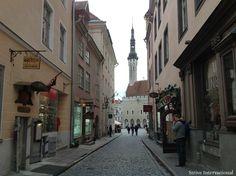 Streets of #Tallinn ! #Estonia