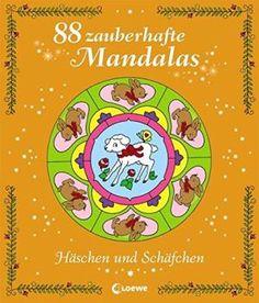 88 zauberhafte Mandalas - Häschen und Schäfchen: Kristin Ill. v.