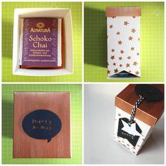 Mädchenkram | DIY Tee Adventskalender mit Anleitung