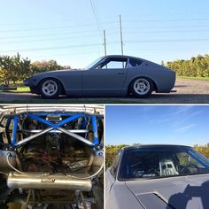 Because #lowlife. Check out @kyleisahaus 1975 #Datsun #280z with @air_lift_performance custom suspension 8 point roll cage and race  #fuelcell. His future holds an #RB25 #motorswap. Tag a friend. What's in your garage?  #datsun280z #nissan #datsungarage #airliftperformance #custombuild #becauseracecar #jdm #fabrication #s30