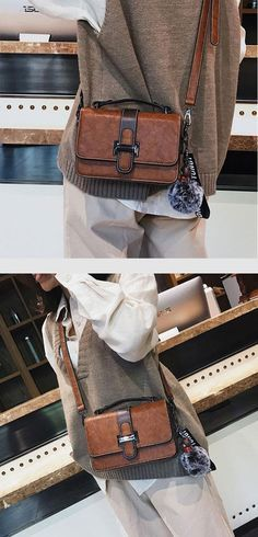 New Ariana Strong Woven Canvas Manbag//Shoulder Bag Zipped+Flap Black,Green,Brown