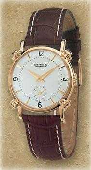 Circa Watches- Gold & Brown